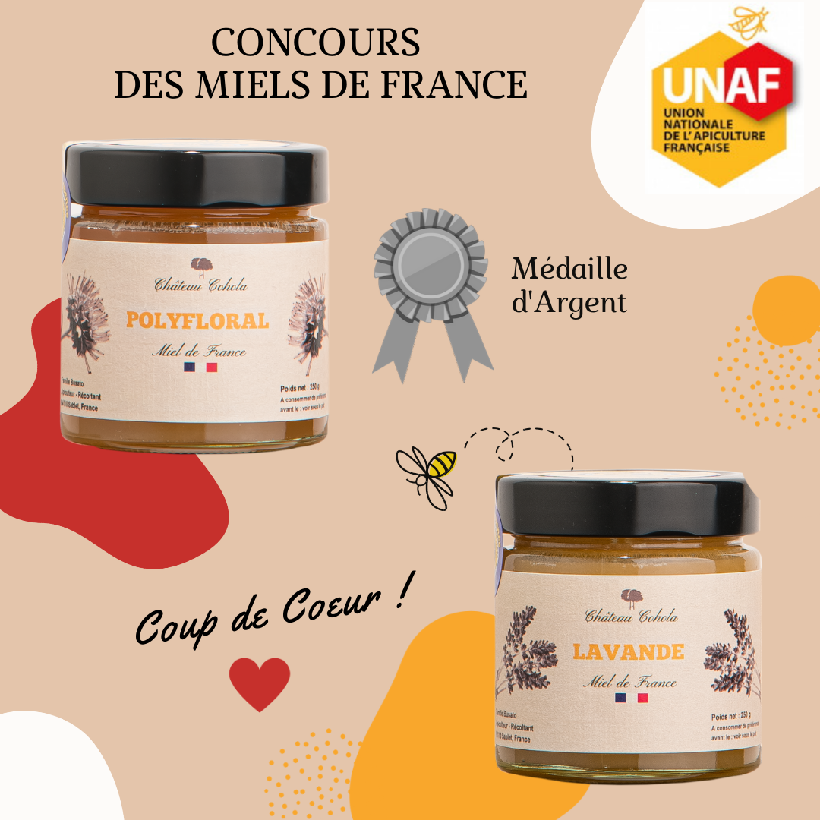 """Competition """"Miels de France"""""""