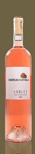 Côtes du Rhone Villages Sablet Organic Rosé 2020